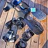 Экипировка для зимнего каякинга. Перчатки